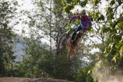 motocross fotografia de stock
