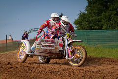 Motocross Photo stock