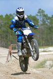 Motocross 2 Stock Photo