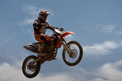 Motocross Stock Photo