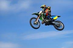 motocross Стоковая Фотография