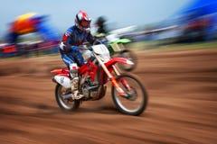 Motocross Imagem de Stock Royalty Free