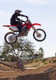 Motocross 33 Royalty Free Stock Photo