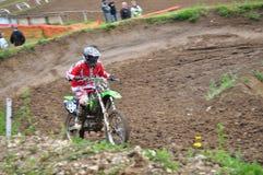 motocross Obrazy Royalty Free