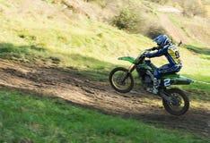 motocross Lizenzfreie Stockbilder