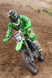 motocross Obraz Royalty Free
