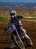 motocross Stockfoto