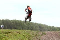 motocross Стоковое Изображение RF