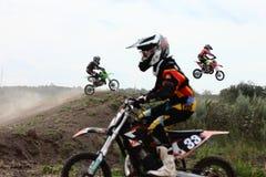 motocross Fotografia de Stock Royalty Free