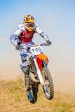 motocross Arkivbilder