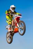 motocross Fotografia Stock Libera da Diritti