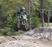 Motocross 7 Royalty Free Stock Photo