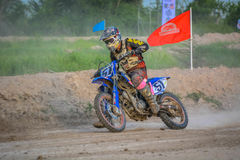 motocross Royalty-vrije Stock Foto's