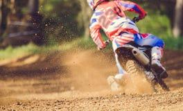 motocross imagen de archivo libre de regalías