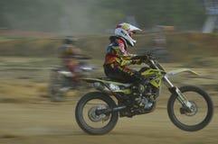 motocross Fotografía de archivo