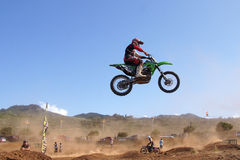 motocross Fotografia Stock