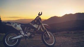 motocross zdjęcie stock