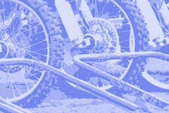 Motocross Abstract Background 014 Stock Photos