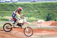 Motocross Action Royalty Free Stock Photos