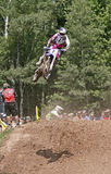 Motocross air Stock Images