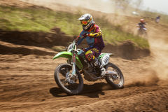 Motocross Royalty Free Stock Photography
