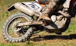 Motocross bike Royalty Free Stock Photos