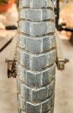Motocross Bike - Details Royalty Free Stock Photos