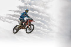 Motocross at Cavallara 11 Royalty Free Stock Photos