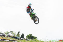 Motocross at Cavallara 15 Stock Images