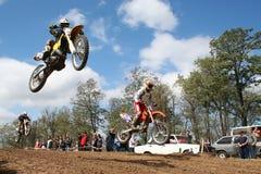 Motocross championship Stock Photo