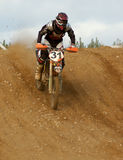 Motocross Championship Royalty Free Stock Image