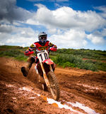 Motocross Championship Stock Photos