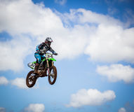 Motocross Championship Royalty Free Stock Photo