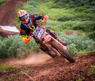 Motocross Championship Royalty Free Stock Images