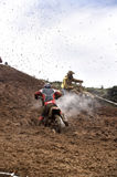 Motocross championship Stock Images