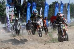 Motocross Royalty Free Stock Photography