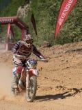 Motocross del MX in concorrenza immagini stock libere da diritti