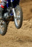 Motocross Dirt Bikes 3 Royalty Free Stock Photos