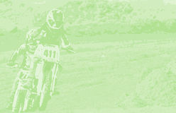 Motocross Dirt Bikes 8 Stock Photos