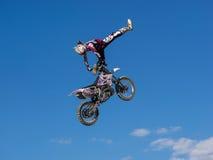 Motocross do estilo livre do MX fotografia de stock