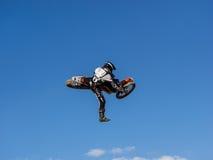 Motocross do estilo livre do MX fotos de stock