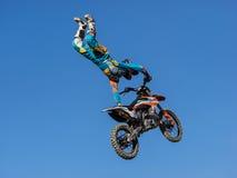 Motocross do estilo livre do MX foto de stock royalty free
