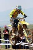 Motocross-extreme-259. World and European Motocross Championship - 2011-Troyan Royalty Free Stock Photo