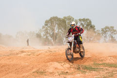 Motocross Extreme Royalty Free Stock Image