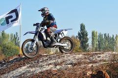 Motocross Junior Championships Stock Images