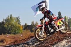 Motocross Junior Championships Stock Photos