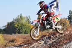 Motocross Junior Championships Stock Image