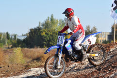 Motocross Junior Championships Stock Photos