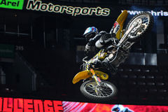 Motocross libre de type de milot de Ben Photos libres de droits