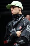 Motocross libre de type de milot de Ben Images libres de droits
